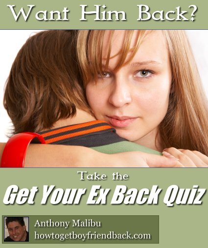 Get Your Ex Back Quiz